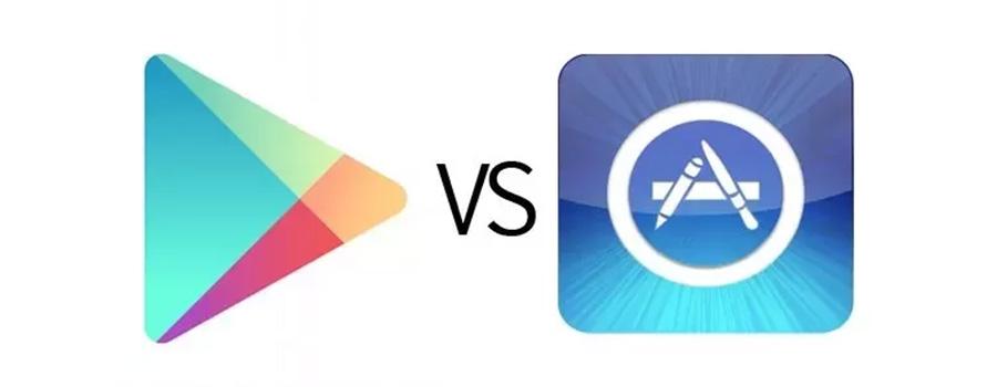 Google Play Store vs App Store